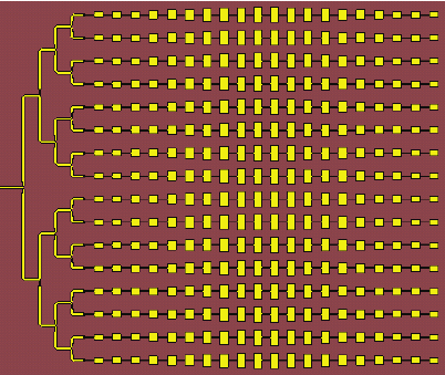 Figure-5-The-arrangement-of-the-2D-planar-array-in-HFSS.png